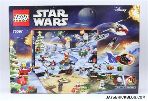 Calendario 2015 Da Stare Lego Wars Advent Calendar 2015