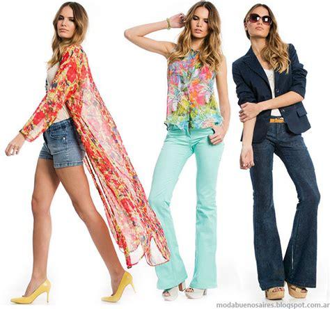 2016 verano primavera outfits city argentina moda 2016 oxfords kimonos vestidos y