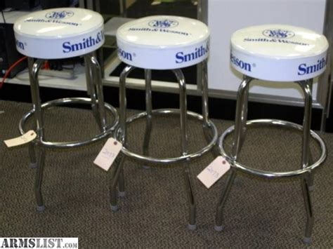 smith and wesson bar stool armslist for sale smith and wesson s w counter stool