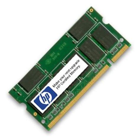 Memory Notebook Hp new hp genuine original 2gb 2 gb ddr2 667 sodimm ram memory for business notebook nc4400 nc4400