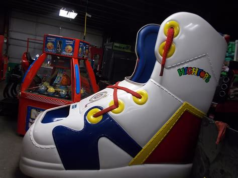 used skee machine for sale hightops kiddie basketball ticket redemption arcade