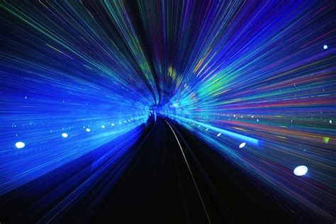 nasa working on faster than the speed of light travel