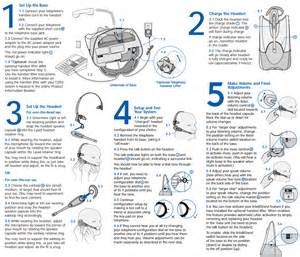 plantronics cs50 cs55 installation guide merritt communications