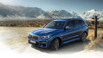 Bmw X 3 2018 Bmw X3 Images Leak Ahead Of Reveal Slashgear