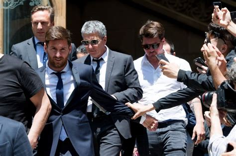 Messi Criminal Record Experts Explain How Messi Could Future Term