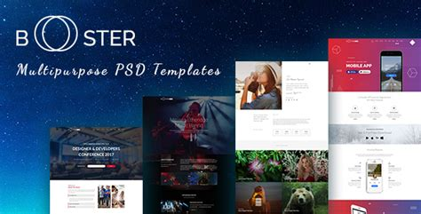Zost Portfolio Agency Multipurpose Theme booster business and multipurpose psd template traclaborat