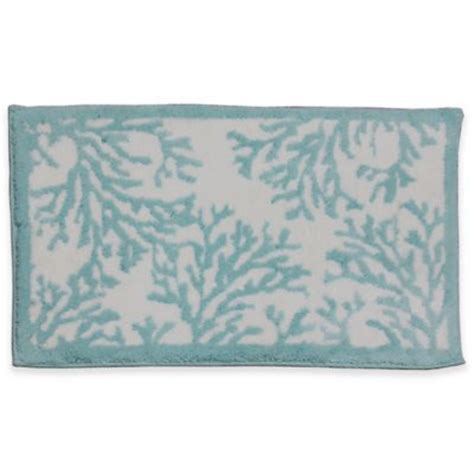 turquoise bathroom rugs buy turquoise bath rugs from bed bath beyond