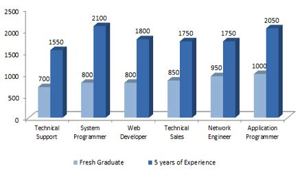 information technology wages image gallery nepal average income