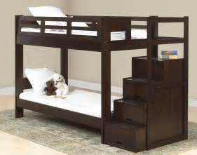 Bunk beds with stairs and slide myideasbedroom com