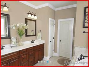 Paint Ideas For Bathroom Walls Bathroom Wall Paint Ideas Home Designs Home Decorating