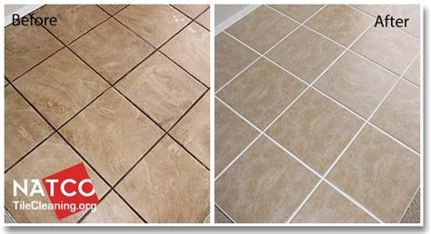 Best Way To Clean Kitchen Floor by How To Clean Floor Tile Grout Intended For Household