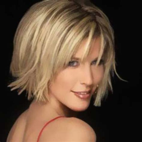 choppy bob hairstyles 1980 25 best ideas about layered bob with bangs on pinterest