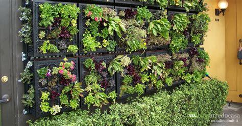 giardini verticali fai da te giardino verticale fai da te per la tua terrazza m