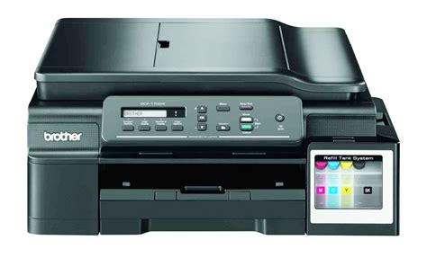 Printer Dcp T700w buy dcp t700w multifunction ink tank colour inkjet printer wifi adf