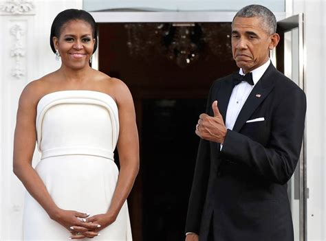 michelle obama news michelle obama s latest state dinner look gets the best