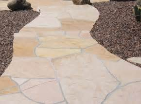 flagstone stamped concrete patio pinterest