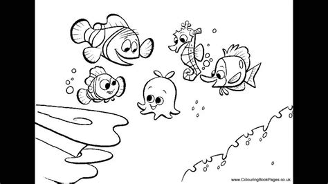 finding nemo coloring pages games finding nemo colouring pages kids coloring europe