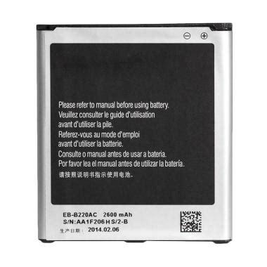 Baterai Samsung Galaxy Grand 2 Original Sien jual samsung original 100 baterai for galaxy grand 2 2600 mah harga kualitas