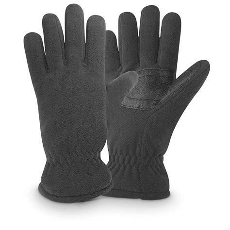 2 Pair Mittens S igloos s waterproof insulated fleece gloves 2 pairs 665234 gloves mittens at sportsman