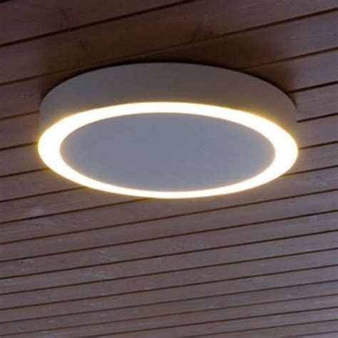 amigo led medium indoor outdoor ceiling light by santa