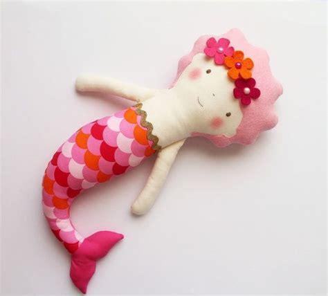 Handmade Mermaid - 10 best ideas about mermaid dolls on sewing