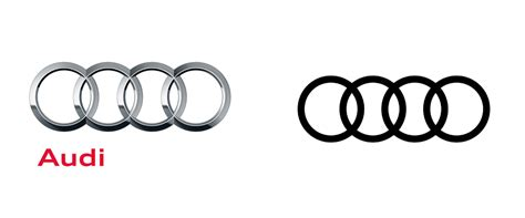 Logo Audi Service by Brand New New Global Identity For Audi By Strichpunkt And