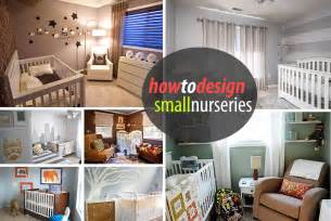 nursery design ideas tips for decorating a small nursery