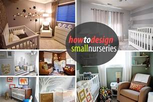 Decorate Nursery Tips For Decorating A Small Nursery