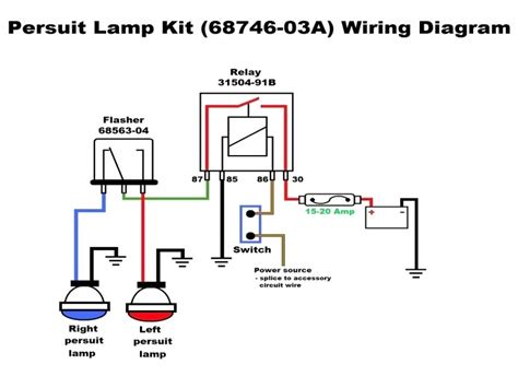 nissan frontier fog light relay wiring diagram wiring forums