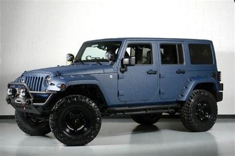 starwood jeep blue buy starwood custom blue nart kevlar