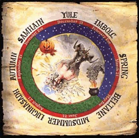 Calendario Wicca Calendario