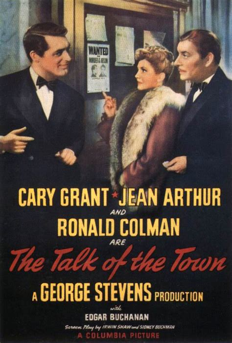 Talk Of The Town talk of the town the 1942
