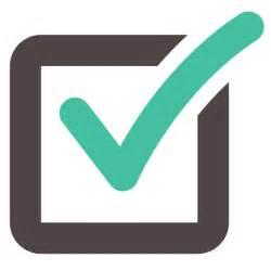 Check icon   Myiconfinder