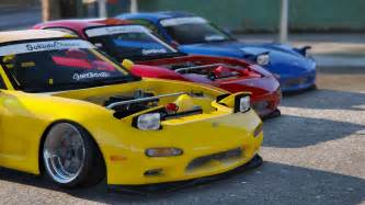 mazda rx7 fd3s stance add on replace gta5 mods
