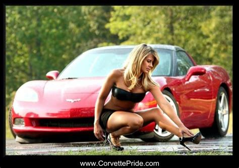 Women C 4 by Corvette 048 Corvette Pride Corvette Pictures