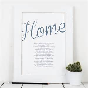 new home bible verse personalised home print with home poem by bespoke verse
