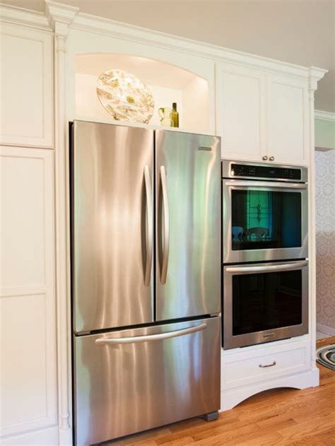 over the refrigerator cabinet above refrigerator houzz