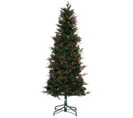 bethlehem lights 9 lakewood fir christmas tree w instant power