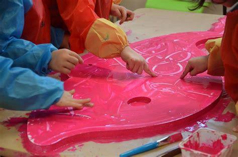 intesa sabato sabato 29 apre il laboratorio creativo per bambini di