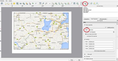 layout en qgis qgis print composer layout geographic information