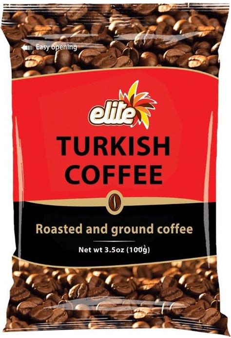 Mcn9 Wash Bag Consina Bamba 4 elite turkish coffee bag 3 5 ounces makolet israeli grocery store