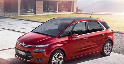 2019 Citroen C4 Picasso by New 2018 2019 Citroen C4 Picasso Surprised Not Only
