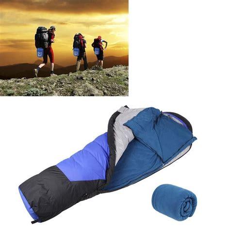 multifuntion ultra light outdoor polar fleece sleeping bag