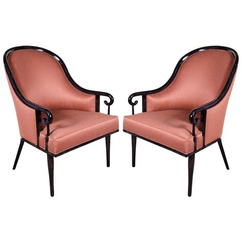 Scroll Arm Chair Design Ideas Scroll Arm Chair Design Ideas Fremarc Designs 1940s Scroll Arm Design Chair By Grosfeld House