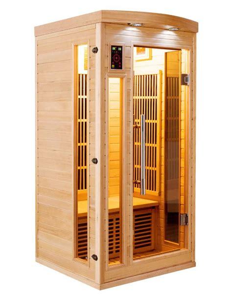 doccia sauna infrarossi sauna infrarossi 1 posto con irradiatori in carbonio