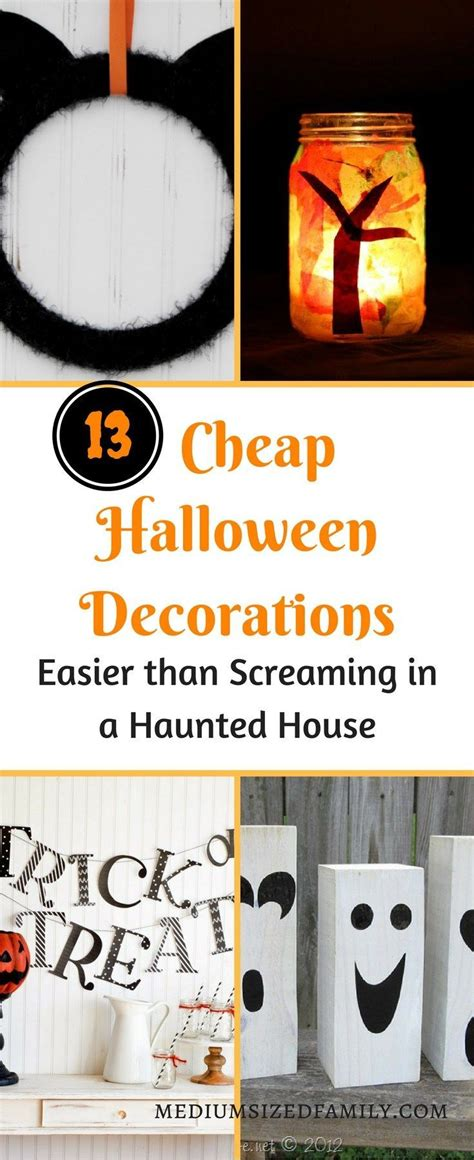 turn your home spooky with these easy halloween 172 best images about halloween treats tricks crafts