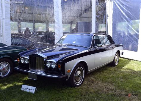 rolls royce 80s auction results and sales data for 1980 rolls royce