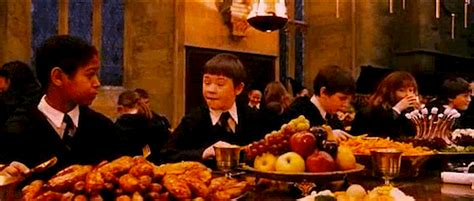 Eats Chow Like Harry Potter by Nerdist Food In Harry Potter