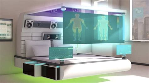 tech bedroom bedroom of the future self cleaning mattresses and