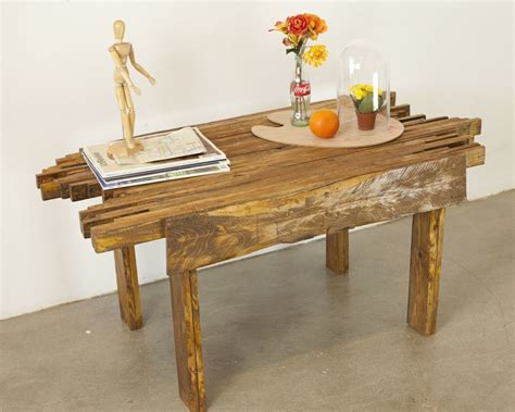 Wooden Pallet Coffee Tables Pallet Furniture Wood Pallet Coffee Table Diy Ready